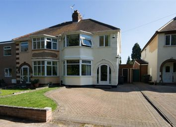 Thumbnail 3 bed semi-detached house for sale in Oxley Links Road, Oxley, Wolverhampton, West Midlands
