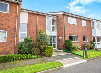 Thumbnail 2 bed flat for sale in Priesty Court, Congleton