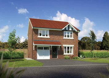 "Thumbnail 4 bed detached house for sale in ""Denewood"" At Sherbourne Avenue, Chester CH4, Chester,"