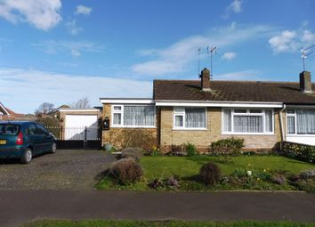 Thumbnail 3 bedroom semi-detached bungalow for sale in Upper Grange Crescent, Caister-On-Sea, Great Yarmouth