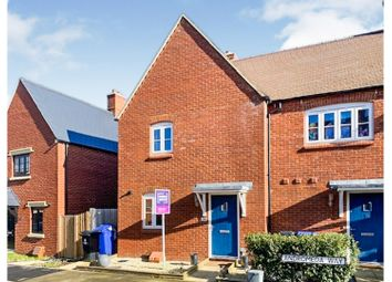 Thumbnail 3 bed terraced house for sale in Andromeda Way, Brackley
