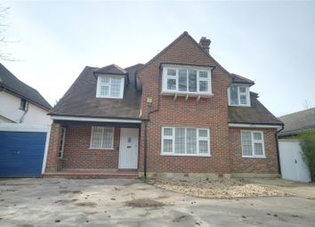 Thumbnail 4 bed detached house to rent in East Grinstead, West Sussex