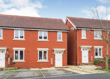 2 bed semi-detached house for sale in Henrys Run, Cranbrook EX5
