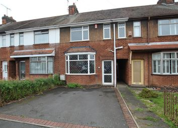 Thumbnail 2 bed terraced house for sale in Stretton Road, Nuneaton