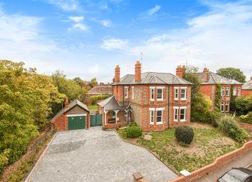 Thumbnail 3 bed detached house for sale in Langborough Road, Wokingham, Berkshire