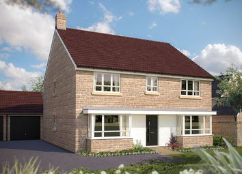 """Thumbnail 5 bed detached house for sale in """"The Winchester"""" at Gotherington Lane, Bishops Cleeve, Cheltenham"""