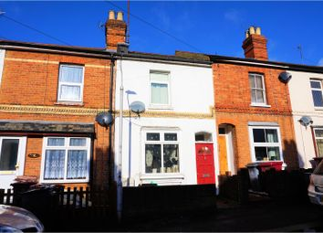 Thumbnail 2 bedroom terraced house for sale in Adelaide Road, Reading