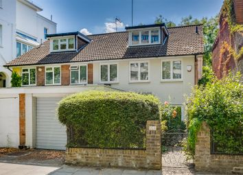 Thumbnail 4 bed property for sale in Belsize Lane, Belsize Park