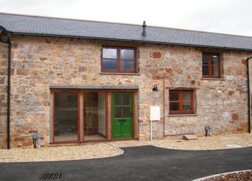 Thumbnail 1 bedroom barn conversion to rent in Secmaton Lane, Dawlish