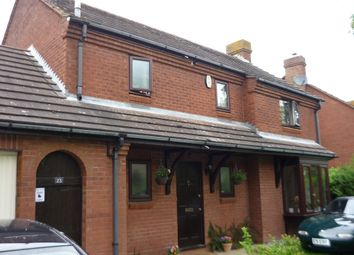 Thumbnail 4 bed detached house for sale in Walgrave Drive, Bradwell, Milton Keynes