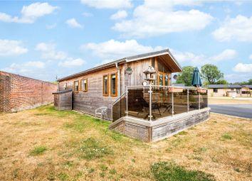 Thumbnail 2 bedroom detached bungalow for sale in Harleyford, Henley Road, Marlow, Buckinghamshire