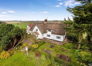 Thumbnail 4 bed detached house for sale in Redoaks Hill, Ashdon, Saffron Walden