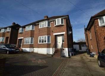 Thumbnail 3 bed semi-detached house to rent in Raeburn Avenue, Berrylands, Surbiton