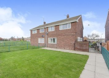 Thumbnail 4 bed detached house for sale in Grasmere Road, Knottingley