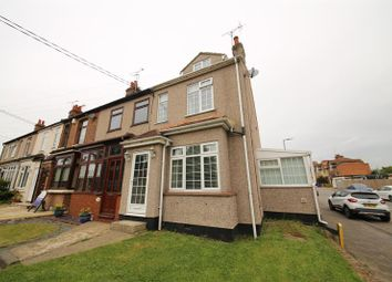 Thumbnail 4 bed end terrace house for sale in Fobbing Road, Corringham, Stanford-Le-Hope