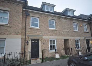 Thumbnail 4 bedroom town house to rent in Rainbow Road, Erith