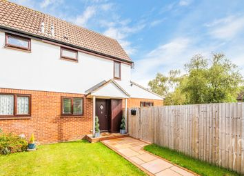 Thumbnail End terrace house for sale in Treelands, North Holmwood, Dorking