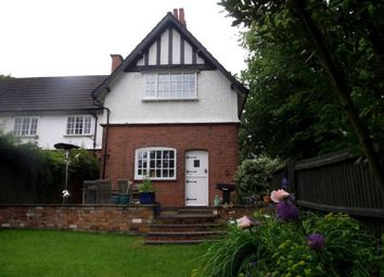 Thumbnail 3 bed mews house to rent in Burnmill Road, Market Harborough