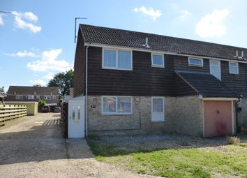 Thumbnail 3 bed end terrace house for sale in Prince Of Wales Close, Wisbech