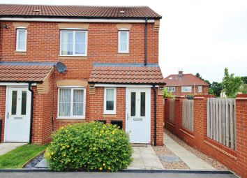 Thumbnail 2 bed end terrace house for sale in Aidans Close, Doncaster
