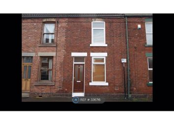 Thumbnail 1 bed terraced house to rent in Berresford Road, Sheffield