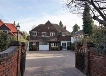 Thumbnail 5 bed detached house for sale in Rosemary Hill Road, Sutton Coldfield