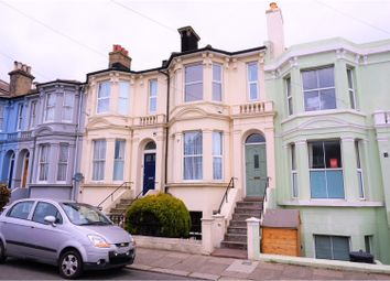 Thumbnail 4 bed terraced house for sale in Priory Road, Hastings