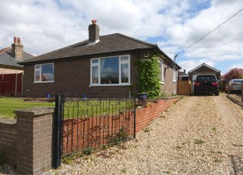 Thumbnail 2 bed detached bungalow for sale in West End, Hilgay, Downham Market