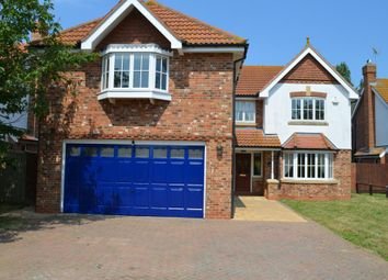 Thumbnail 5 bedroom detached house for sale in Court Tree Drive, Eastchurch, Sheerness