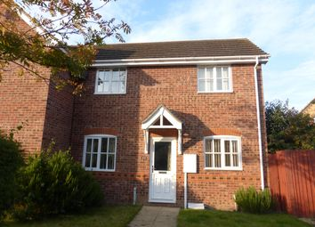 Thumbnail 2 bed property to rent in Stephenson Close, Wyberton, Boston