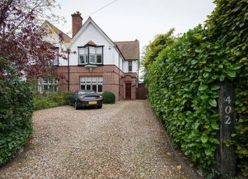 Thumbnail 4 bed semi-detached house for sale in Unthank Road, Norwich