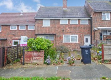 Thumbnail 3 bed terraced house for sale in Stanstead Crescent, Brighton, East Sussex