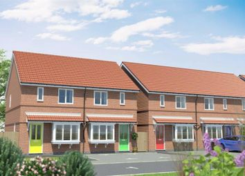 Thumbnail 2 bedroom semi-detached house for sale in Plot 10 & 11 Marfleet Sidings, Marfleet Avenue, Hull