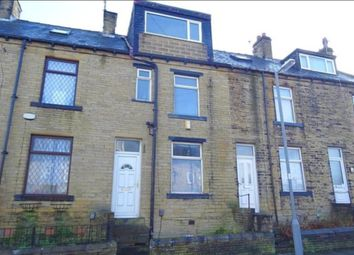 Thumbnail 4 bed terraced house to rent in Burton Street, Bradford