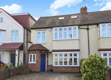 Thumbnail 4 bed end terrace house for sale in Coombe Gardens, New Malden