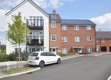 Thumbnail 2 bed flat for sale in Sayers House, Newton Drive, Crookham Park, Church Crookham