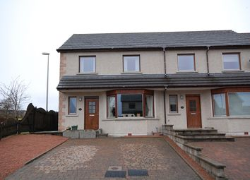 Thumbnail 3 bed end terrace house to rent in Westburn Square, Inverurie