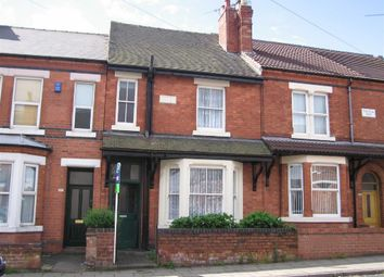 Thumbnail 3 bed terraced house to rent in Derbyshire Lane, Hucknall, Nottingham