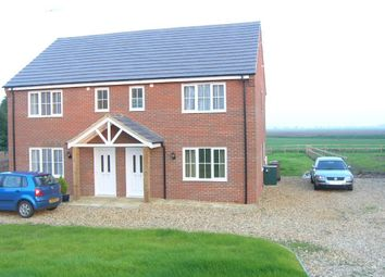 Thumbnail 3 bed property to rent in March Road, Guyhirn, Wisbech