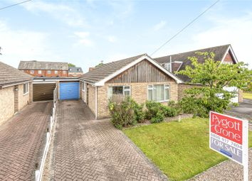Thumbnail 3 bed bungalow for sale in Westfield Avenue, North Greetwell