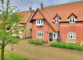Thumbnail 4 bedroom detached house for sale in Snaefell Park, Sheringham