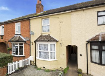3 bed terraced house for sale in Victoria Road, Addlestone, Surrey KT15