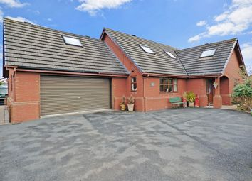 Thumbnail 5 bed detached house for sale in Cockshutt, Ellesmere, Shropshire