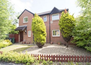 Thumbnail 3 bed detached house for sale in Hornes Field Court, Church Crookham, Fleet