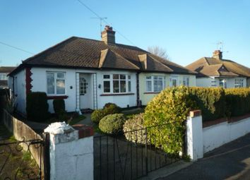Thumbnail 2 bedroom semi-detached bungalow to rent in Alton Gardens, Southend On Sea, Essex