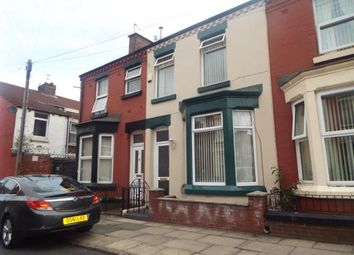 Thumbnail 3 bed terraced house for sale in Maxton Road, Liverpool, Merseyside, England