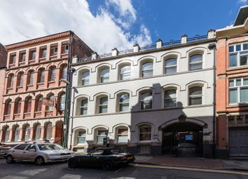 Thumbnail 2 bed flat for sale in The Mills Building, Plumptre Street, Nottingham
