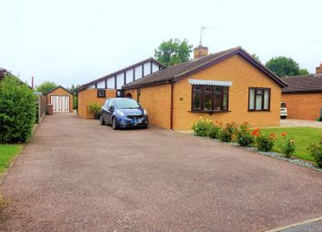 Thumbnail 3 bed detached bungalow for sale in Tomlinson Way, Sleaford