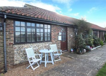Thumbnail 1 bed cottage to rent in Woodcote Cottages, Woodcote Lane, Wick