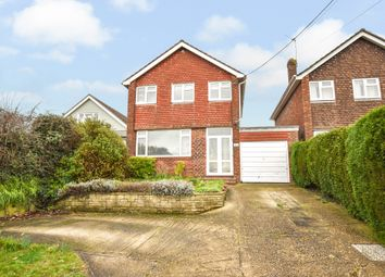 Thumbnail 3 bed detached house for sale in Upper St. Helens Road, Hedge End, Southampton